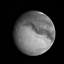 Mars , infrarouge ir742,                                Exaxe