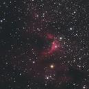 Cave Nebula(sh2-155),                                KojiTajima