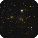 Galaxy Cluster in Coma Berenices around IC 3998,                                Roland Schliessus
