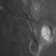 Vallis Schröter Herodote Aristarque 29/01/2018 625 mm barlow 4 filtre IR 685 QHY5-III 178M 100% Luc CATHALA,                                CATHALA Luc