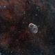 NGC 6888 Ha OIII Bicolor,                                Alex Iezkhoff