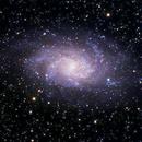 M33 - Galaxia del Triángulo,                                PepeLopez