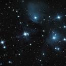 """M45 """"The Pleiades"""",                                FiZzZ"""