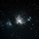 Orion Nébula - M42,                                Mateus