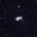 Whirlpool Galaxy M51,                                Damian Costello