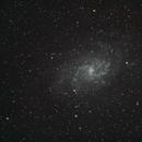 M33 re-processing,                                LittleBlueBug