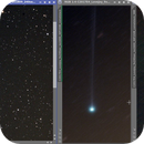 Comet C/2017 E4 Lovejoy on april 04, 2017,                                Kees Scherer