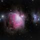 M42 & NGC1977,                                Dean Schwartzenberg