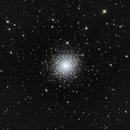 M92 Globular Cluster,                                Gerrit Barrere