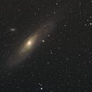 M31 - Andromeda Galaxy,                                Greg Dyer