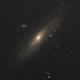 M31 - Andromeda Galazy,                                Greg Dyer