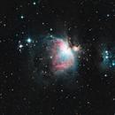 M42_Grande nébuleuse d'Orion,                                vincentb74