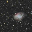 M1 - The Crab nebula,                                RononDex