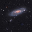 Messier 106 'complete',                                Marcel Drechsler