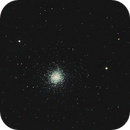 Globular Star Cluster M13,                                Георгий Коньков