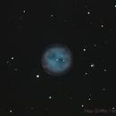 M97 - The Owl Nebula in Ursa Major,                                Hap Griffin