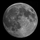 The 99% Illuminated Moon,                                astropical