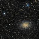NGC6744,                                Blue