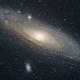 Andromeda Galaxy,                                Hartmuth Kintzel