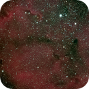 IC 1396 - Elephant's Trunk,                                Alan Coffelt