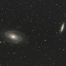 M81 Bodes Galaxy,                                Sandybourne