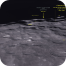 Cabeus Crater - Lunar South Pole region,                                Bruce Rohrlach