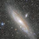 Andromeda (AstroCamp 2020),                                Giuseppe Donatiello