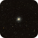 M92 and a slew of galaxies,                                riot1013