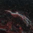 NGC 6960 - Western Veil Nebula,                                Volker Gutsmann