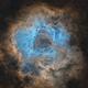 NGC2244 SHO 3 Years of Data Starless,                                Astrovetteman