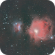 M42 Great Orion Nebula old data / Canon 100Da + Canon 400mm f/5.6 / SW AZ EQ 6 / SIRIL 0.9.12,                                patrick cartou