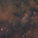 Nébuleuses de la Voie Lactée ,                                grizli21