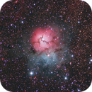 Trifid Nebula,                                anas almajed