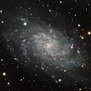 M33,                                astrobrian