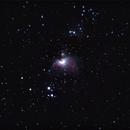 Orion,                                Aktin