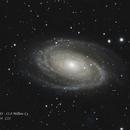 Messier 81,                                MRPryor