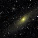 M31 - 20201013 - Kelda 135mm,                                altazastro