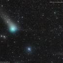 Comet PanSTARRS approaches Earth,                                José J. Chambó