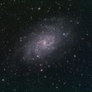 M33 - The Triangulum Galaxy,                                antonenright