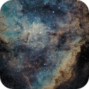 Heart and Melotte 15 in Topaz Studio,                                Jonathan Young