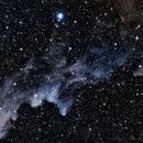 Witch Head Nebula in Eridanus,                                Gustavo Sánchez