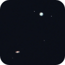 Jupiter/Saturn Conjunction 2020,                                Mark Eby