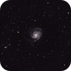Messier 101 - The Pinwheel Galaxy,                                Alan Mason