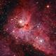 Great Nebula of Carina,                                Colin