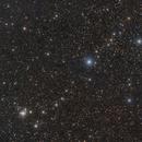 Kemble's Cascade (Kemble 1) and NGC 1502,                                Michael Feigenbaum