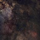 Milky Way,                                Valerio Pardi
