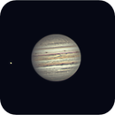 Jupiter and Io,                                AstroAdventures