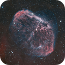 The Crescent Nebula HOO,                                Scotty Bishop
