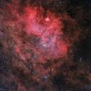 NGC6604,                                Philippe BERNHARD