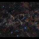 LDN 1228 dark nebulosity - More data,                                Göran Nilsson
